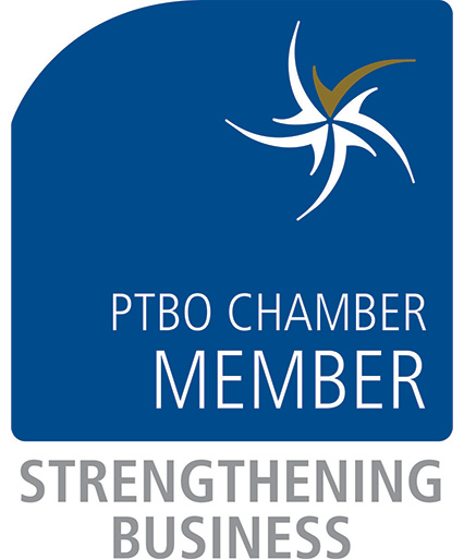 Member of the Peterborough Chamber of Commerce